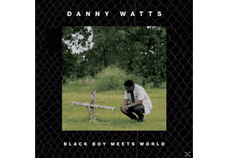 Danny Watts - Black Boy Meets World - (CD)