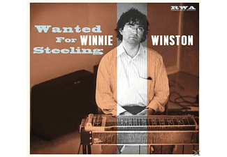Winnie Winston - Wanted For Steeling - (CD)