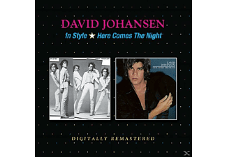 David Johansen - In Style/Here Comes The Night - (CD)
