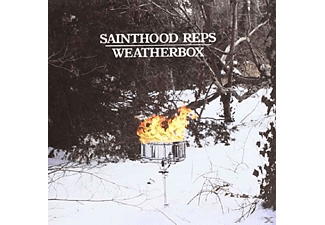 SAINTHOOD REPS/WEATHERBOX - Split - (Vinyl)