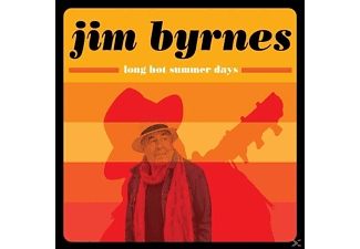 Jim Byrnes - Long Hot Summer Days - (CD)