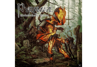 Pyramaze - Melancholy Beast (Re-Issue) - (CD)
