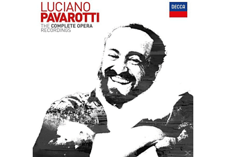 Luciano Pavarotti - The Complete Operas (Ltd.Edt.) - (CD + Blu-ray Disc)