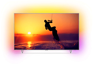 PHILIPS 65PUS8102/12, 164 cm (65 Zoll), UHD 4K, SMART TV, LED TV, 3200 PPI, Ambilight 3-seitig, DVB-T2 HD, DVB-C, DVB-C2, DVB-S, DVB-S2