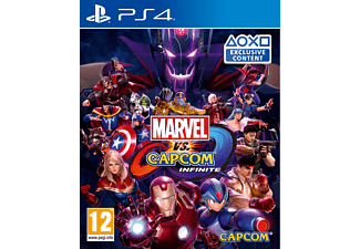 CAPCOM Marvel vs Capcom: Infinite PS4 Oyun