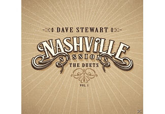 Dave Stewart - Nashville Sessions-The Duets Vol.1 - (CD)