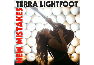 Terra Lightfoot - NEW MISTAKES - (CD)