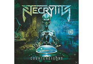 Necrytis - Countersighns - (CD)