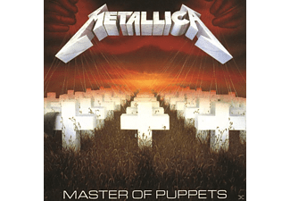 Metallica - Master Of Puppets (Remastered-180gr Vinyl) - (Vinyl)