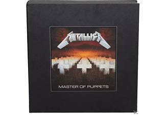 Metallica - Master Of Puppets (LTD Remastered Deluxe Boxset) - (CD + DVD Video)