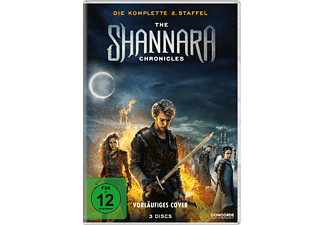 The Shannara Chronicles - Die komplette 2. Staffel - (DVD)