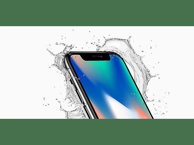 Apple iPhone X 256 GB ezüst kártyafüggetlen okostelefon