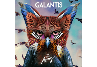 Galantis - The Aviary - (CD)