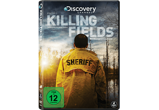 Killing Fields - Mörderjagd in Louisiana – Staffel 1 - (DVD)