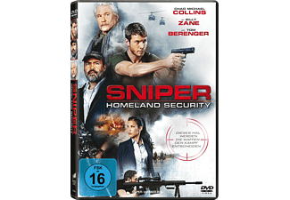 Sniper: Homeland Security - (DVD)