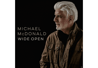Michael McDonald - Wide Open - (CD)