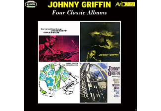 Johnny Griffin - Four Classic Albums - (CD)