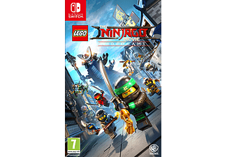 Warner Bros LEGO, Ninjago Movie Game Nintendo Switch (1000638853)