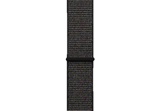APPLE 42 mm Sport Loop, Armband, Apple, Watch (42 mm Gehäuse), Schwarz