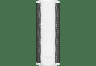 ULTIMATE EARS BLAST Smart Speaker mit Sprachsteuerung, Weiß, Wasserfest