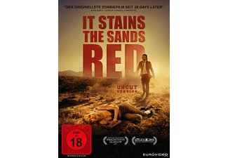 It Stains the Sands Red - (DVD)