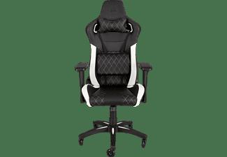 corsair t1 race gaming stuhl wei gaming st hle mediamarkt. Black Bedroom Furniture Sets. Home Design Ideas