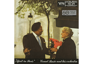 Count Basie - April In Paris (Vinyl LP (nagylemez))
