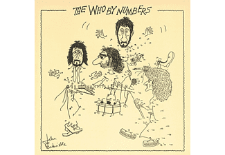 The Who - The Who By Numbers (Vinyl LP (nagylemez))
