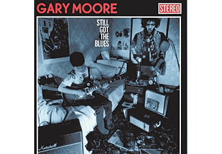 Gary Moore - Still Got The Blues (Vinyl LP (nagylemez))