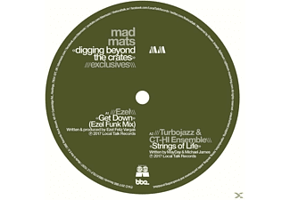 Mad Mats - Digging Beyond The Crates-Exclusives - (Vinyl)