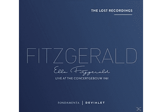 Ella Fitzgerald - Live At The Concertgebouw 1961 - (CD)