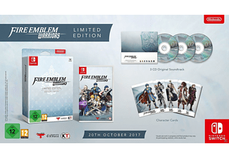 Fire Emblem Warriors (Limited Edition) - Nintendo Switch