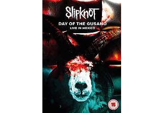 Slipknot - A Day Of The Gusano: Live in Mexico (DVD)