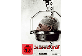 SAW IV / White Edition - (DVD)