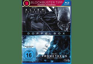 Alien: Prometheus & Covenant - (Blu-ray)