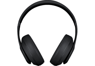 BEATS Studio 3 Wireless, Over-ear Kopfhörer, Headsetfunktion, Bluetooth, Schwarz (matt)