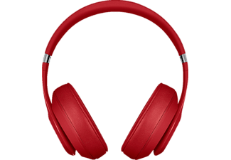 BEATS Studio 3 Wireless, Over-ear Kopfhörer, Headsetfunktion, Bluetooth, Rot