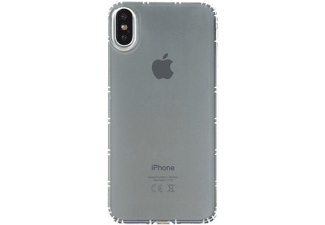 SPADA Slimprotect, Apple, Backcover, iPhone X, Plastik, Transparent
