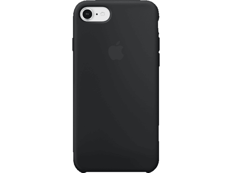 APPLE Θήκη iPhone 8/7 Silicone Black smartphones   smartliving iphone θήκες iphone smartphones   smartliving αξεσουάρ