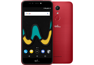 WIKO Upulse, Smartphone, 32 GB, 5.5 Zoll, Cherry Red, LTE