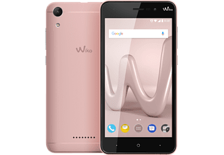 WIKO Lenny 4, 16 GB, 5 Zoll, Rose Gold