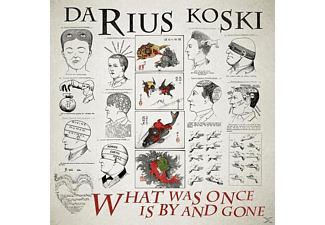 Darius Koski - What Was Once Is By And Gone - (CD)