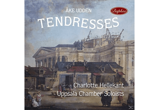 Charlotte Hellekant, Uppsala Chamber Solists, Ake Udden - Tendresses - (CD)