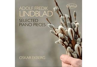 Oskar Ekberg - Selected Piano Pieces - (CD)