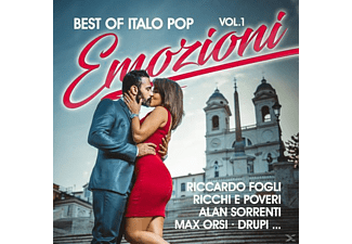 VARIOUS - Emozioni-Best Of Italo Pop Vol.1 - (CD)