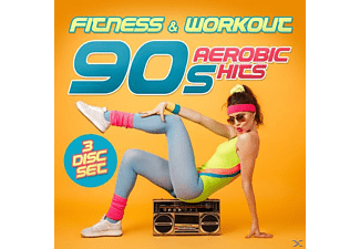 Workout & Fitness - 90s Aerobic Hits - (CD)