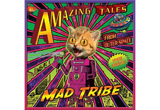 Mad Tribe - Amataing Tales From Outer - (CD)
