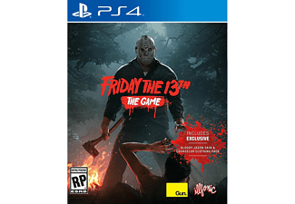 Friday The 13th - The Game PS4