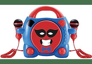 Bigben Interactive My Milo Portable CD player Blauw, Geel