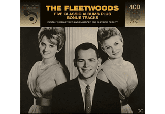 The Fleetwoods - 5 Classic Albums Plus - (CD)